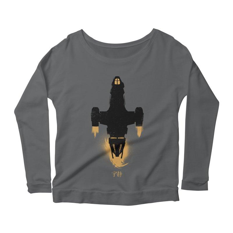 Big Damn Heroes Women's Scoop Neck Longsleeve T-Shirt by Kodi Sershon