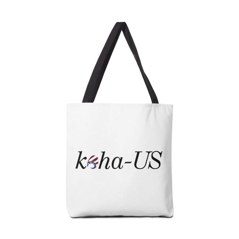 Logo in Tote Bag by kohaus's Artist Shop