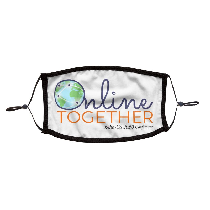 Online Together Accessories Face Mask by kohaus's Artist Shop