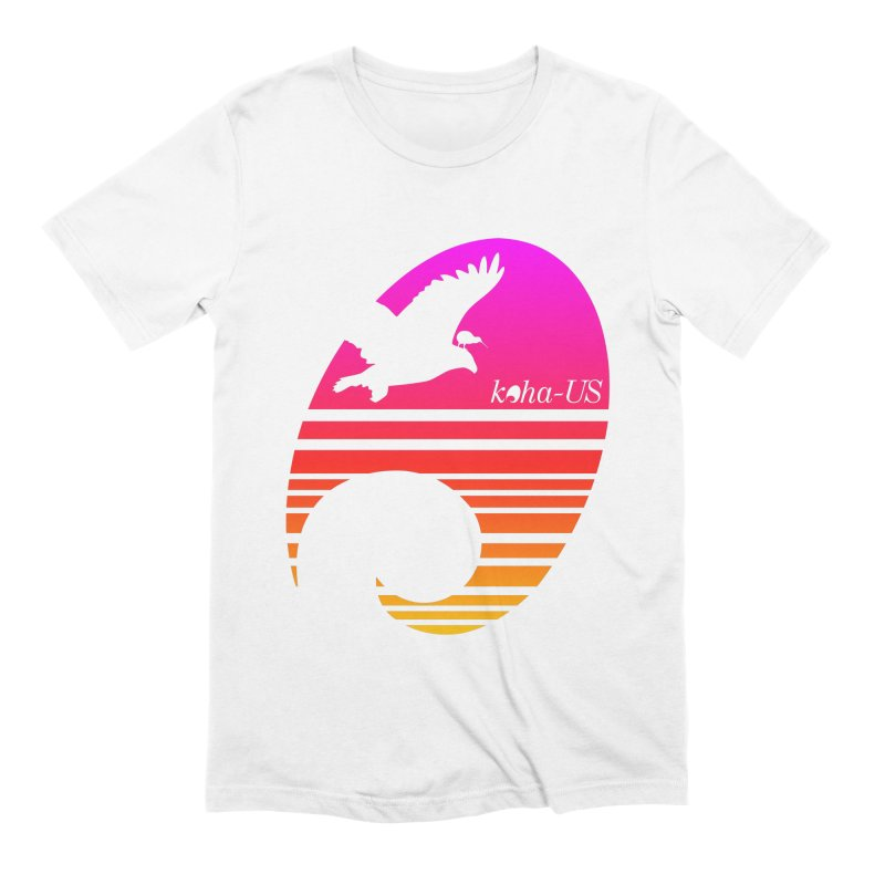 Sunrise Men's T-Shirt by kohaus's Artist Shop
