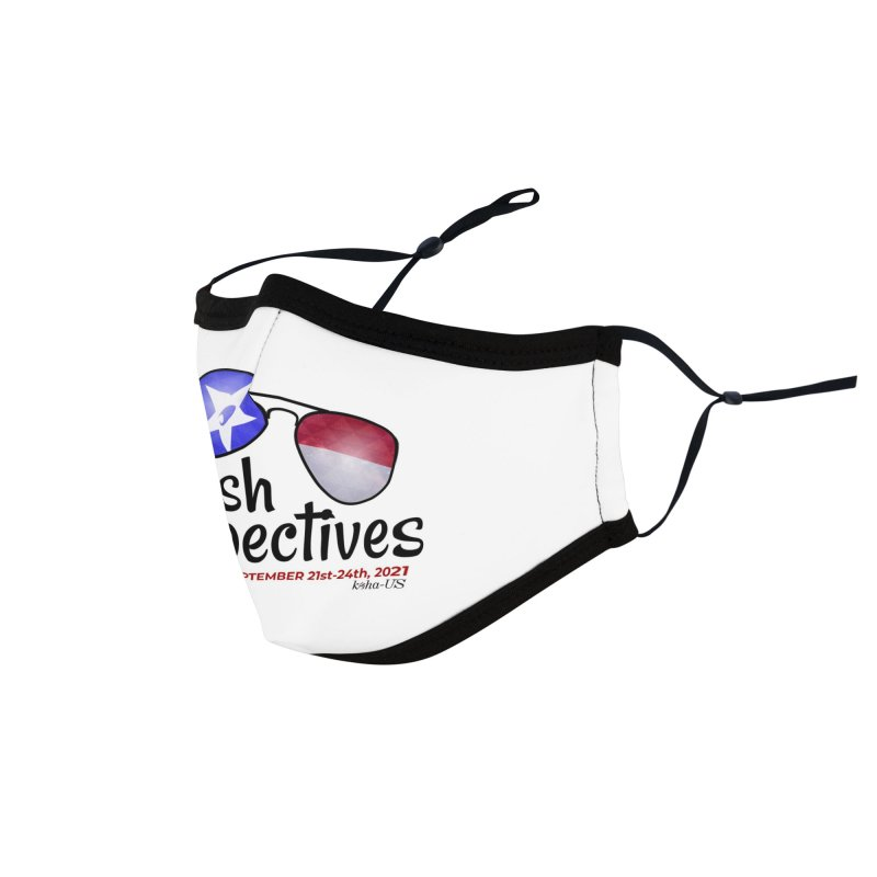 koha-US 2021 Conference Accessories Face Mask by kohaus's Artist Shop