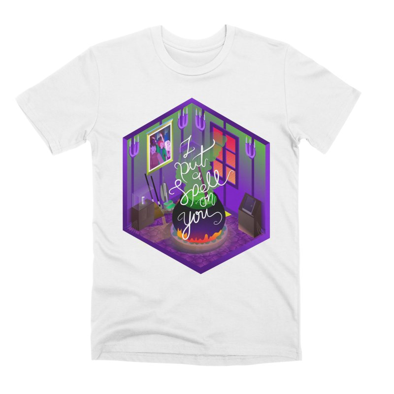 I put a spell on you Men's Premium T-Shirt by koi's Artist Shop