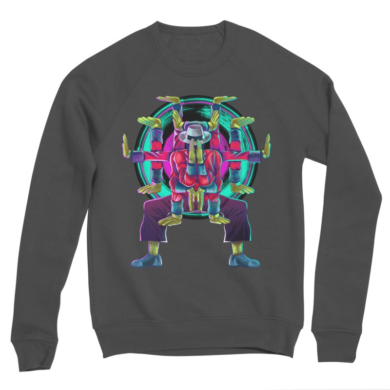 Tut Diagram Men's Sponge Fleece Sweatshirt by koi's Artist Shop