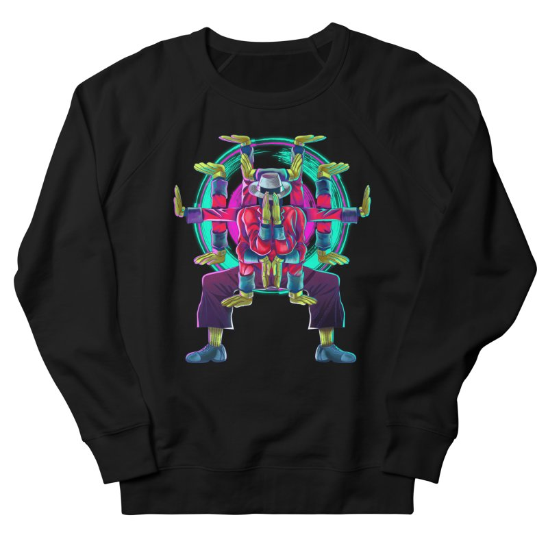 Tut Diagram Men's French Terry Sweatshirt by koi's Artist Shop