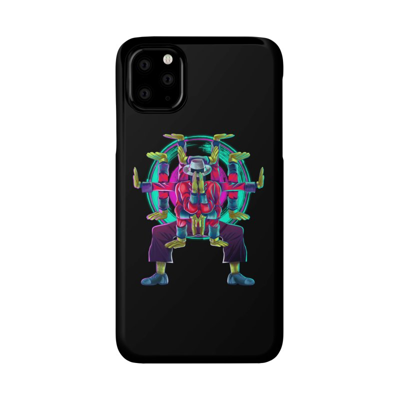 Tut Diagram Accessories Phone Case by koi's Artist Shop