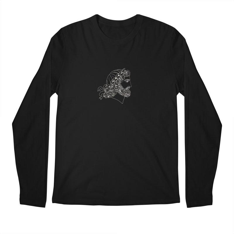 Zeus Men's Longsleeve T-Shirt by kolovrat's Artist Shop