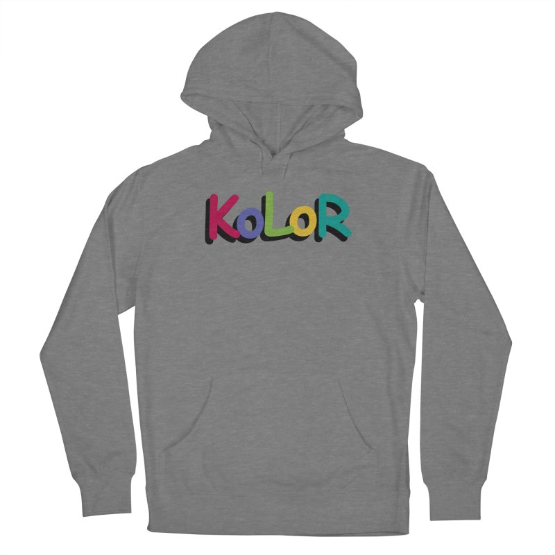 KoLoR Women's Pullover Hoody by Kong Klothing