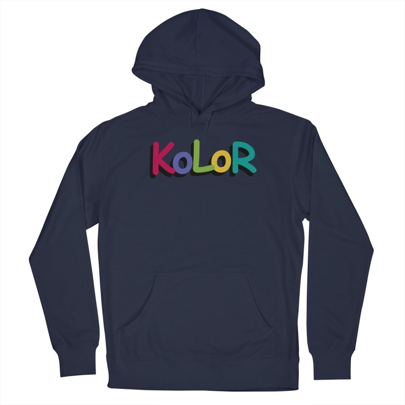 KoLoR Men's Pullover Hoody by Kong Klothing