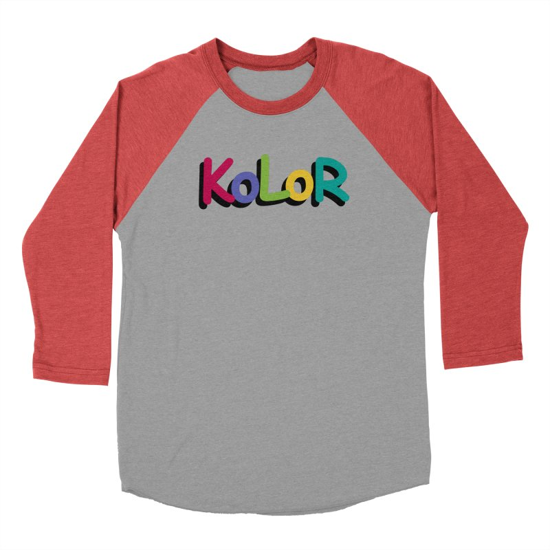 KoLoR Men's Longsleeve T-Shirt by Kong Klothing