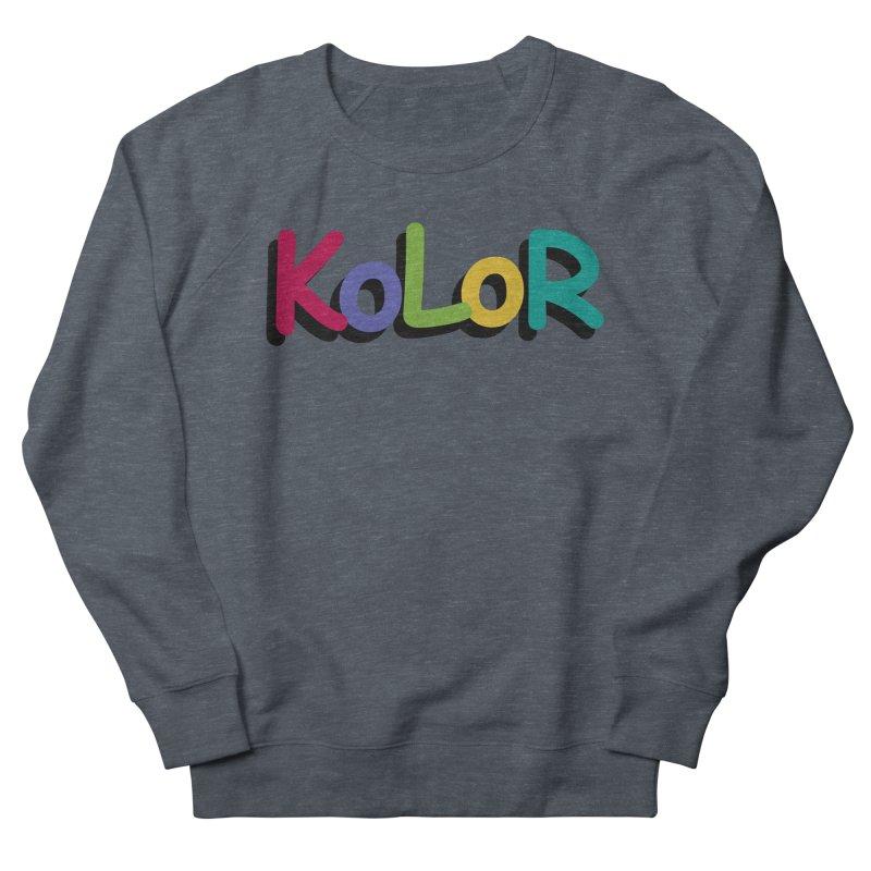 KoLoR Men's Sweatshirt by Kong Klothing
