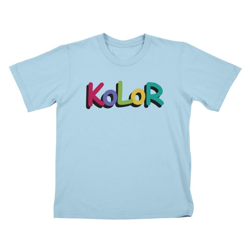 Kids None by Kong Klothing