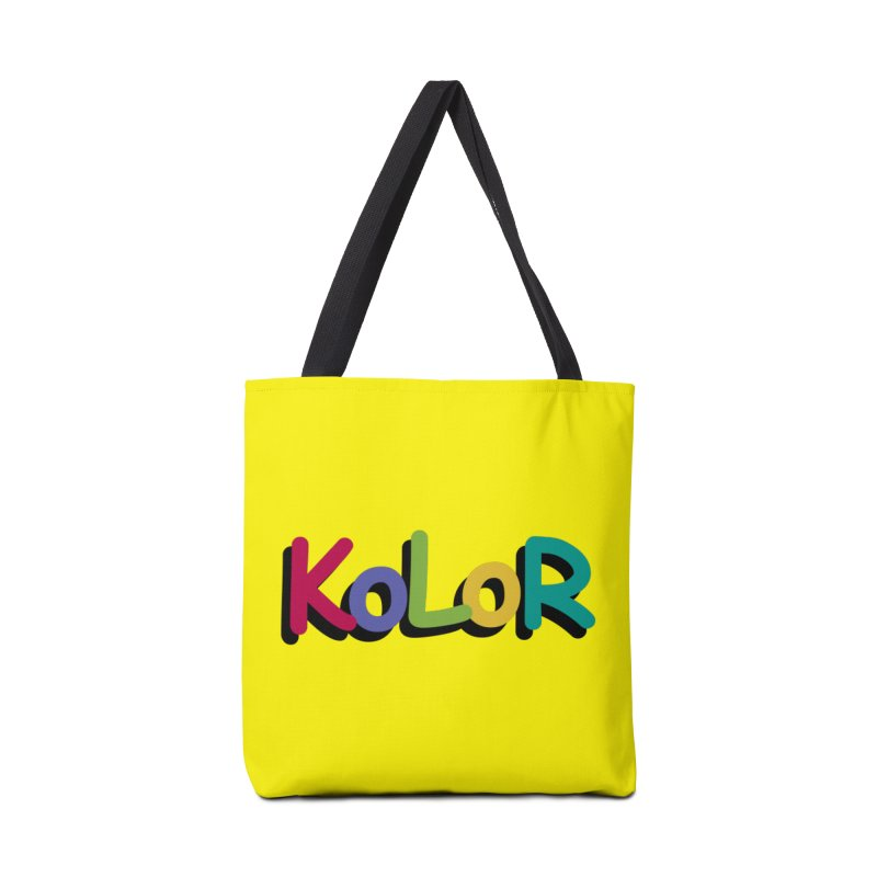 KoLoR Accessories Bag by Kong Klothing