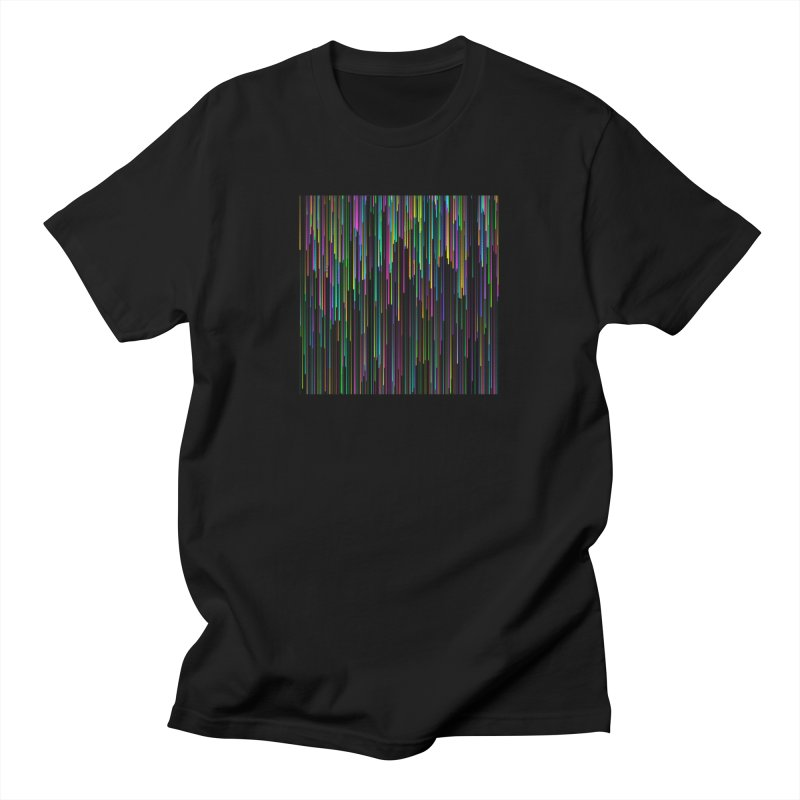 color.rain Men's T-Shirt by konthespacebear's Artist Shop