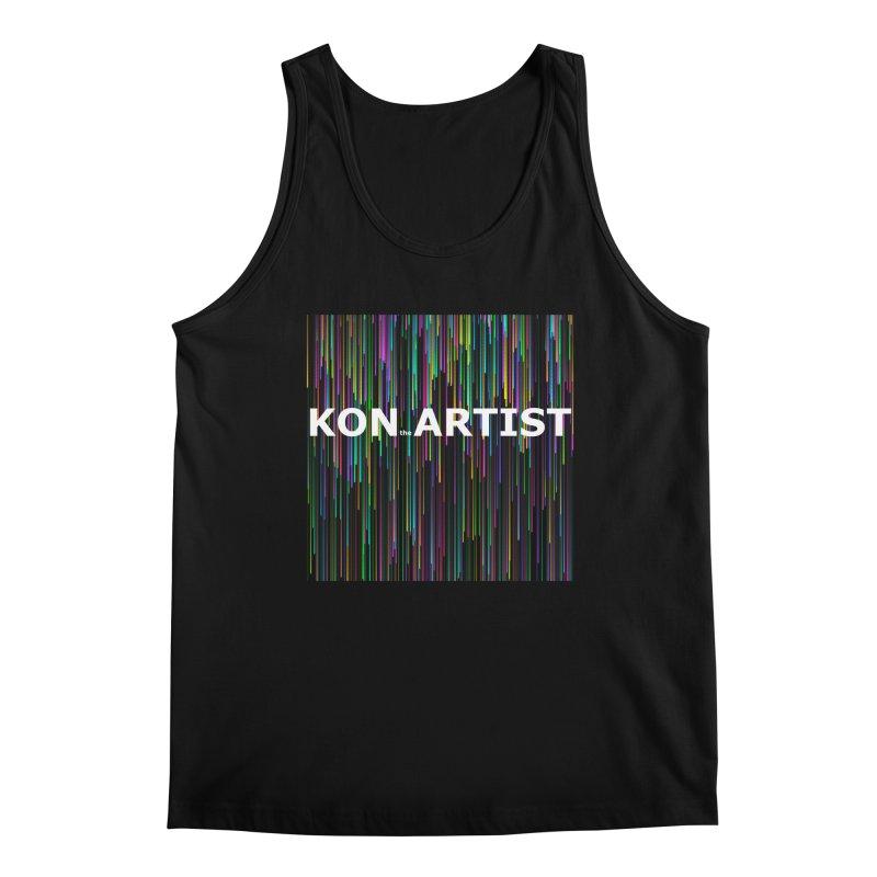 kon.the.artist Men's Tank by konthespacebear's Artist Shop