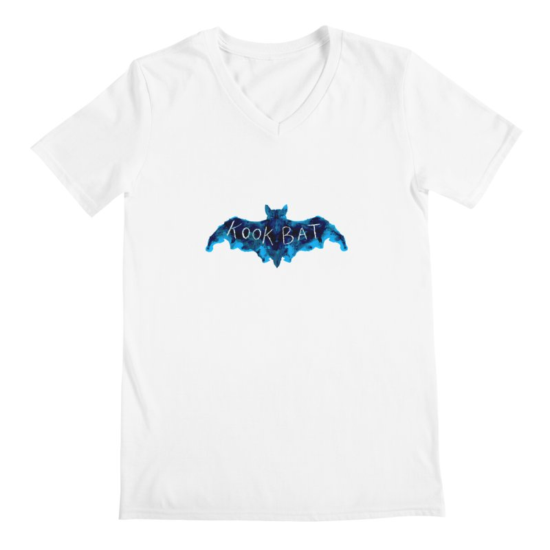 Kookbat Apparel Men's V-Neck by Kookbat Creations