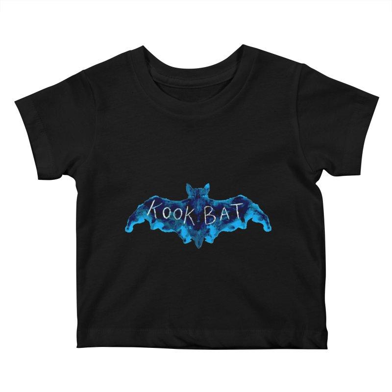 Kookbat Apparel Kids Baby T-Shirt by Kookbat Creations