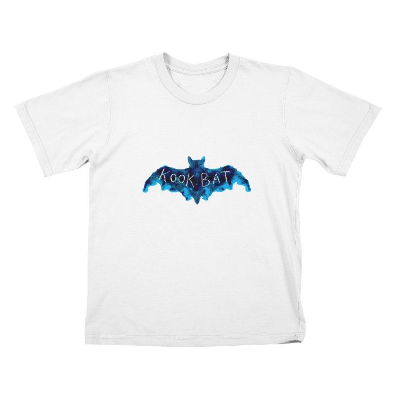 Kookbat Apparel Kids T-Shirt by Kookbat Creations