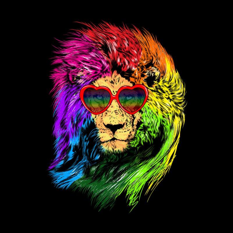 Pride Lion by kooky love's Artist Shop