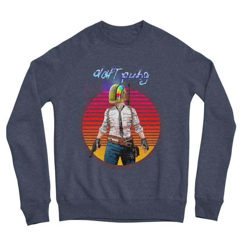 Daft Pubg Women's Sponge Fleece Sweatshirt by kooky love's Artist Shop