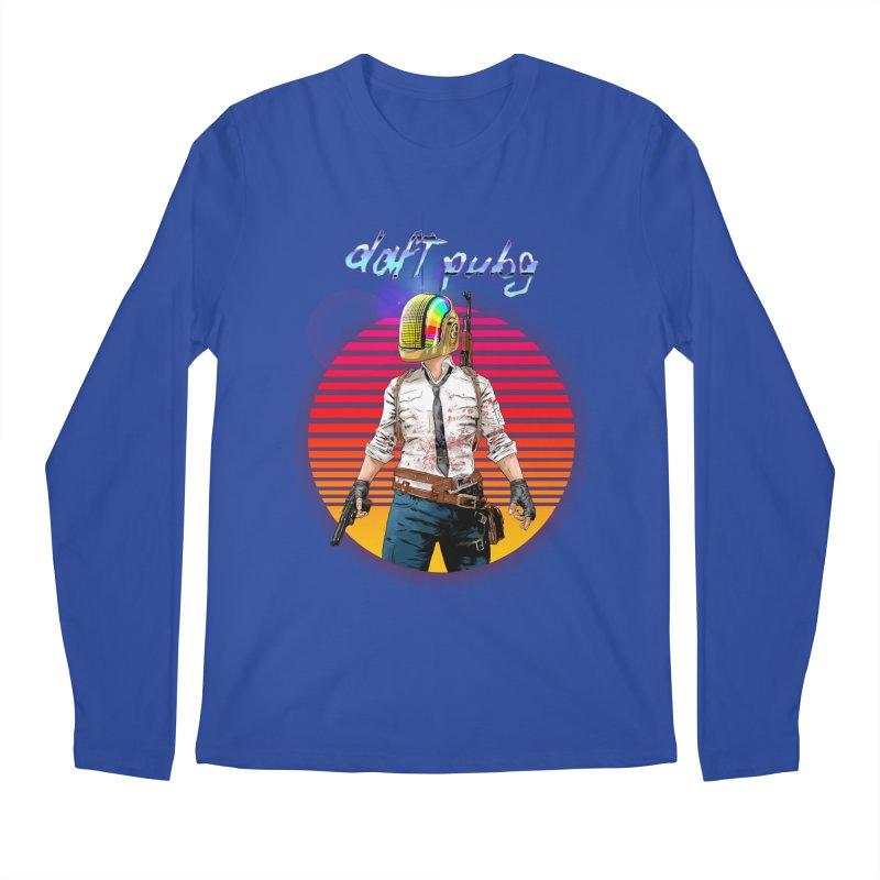 Daft Pubg Men's Regular Longsleeve T-Shirt by kooky love's Artist Shop