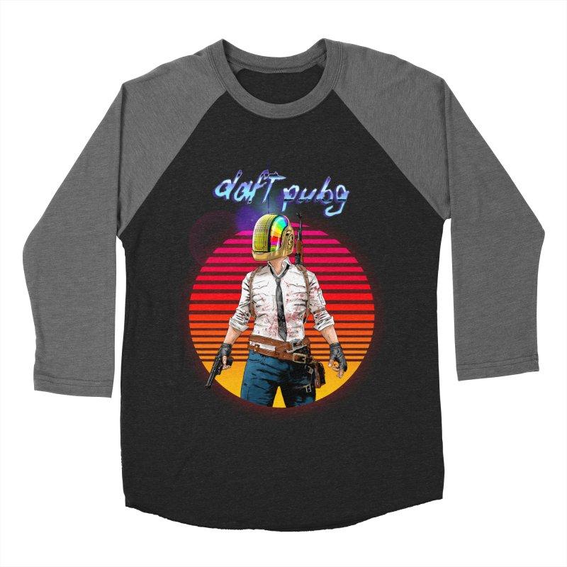 Daft Pubg Women's Baseball Triblend Longsleeve T-Shirt by kooky love's Artist Shop