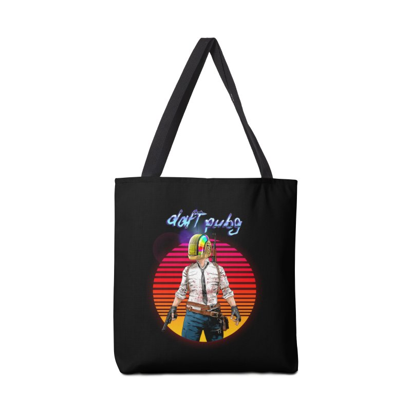 Daft Pubg Accessories Tote Bag Bag by kooky love's Artist Shop