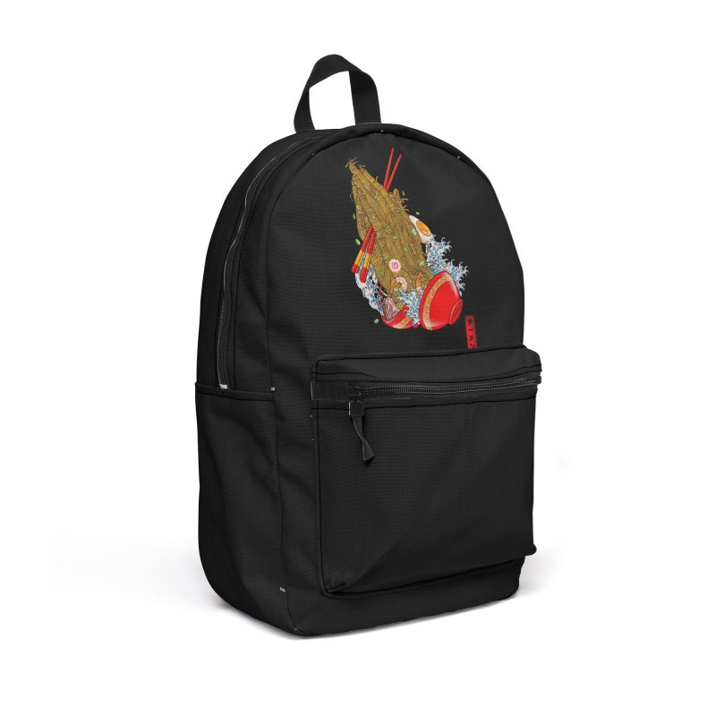 R(AMEN) Accessories Backpack Bag by kooky love's Artist Shop