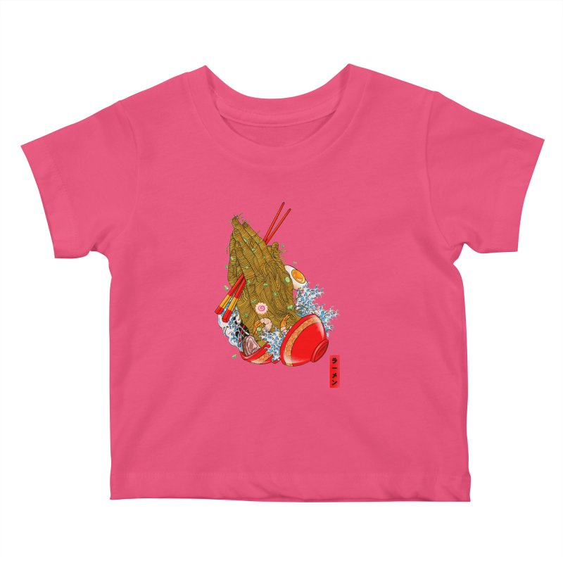 R(AMEN) Kids Baby T-Shirt by kooky love's Artist Shop