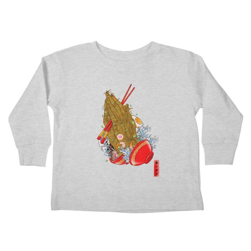 R(AMEN) Kids Toddler Longsleeve T-Shirt by kooky love's Artist Shop