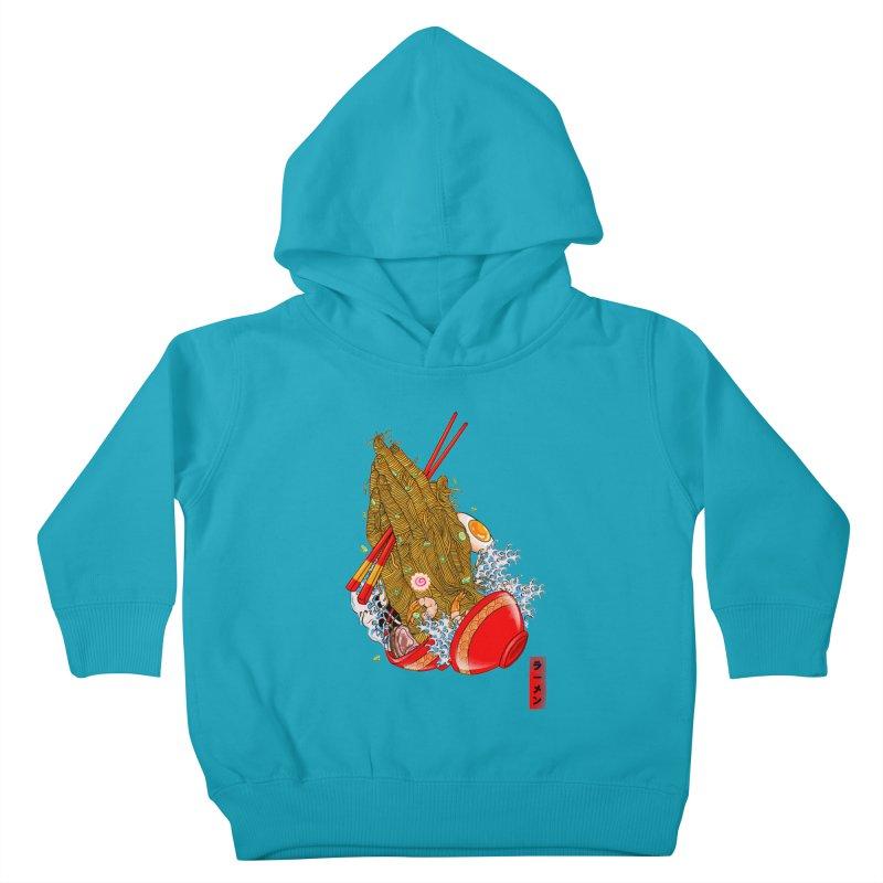 R(AMEN) Kids Toddler Pullover Hoody by kooky love's Artist Shop