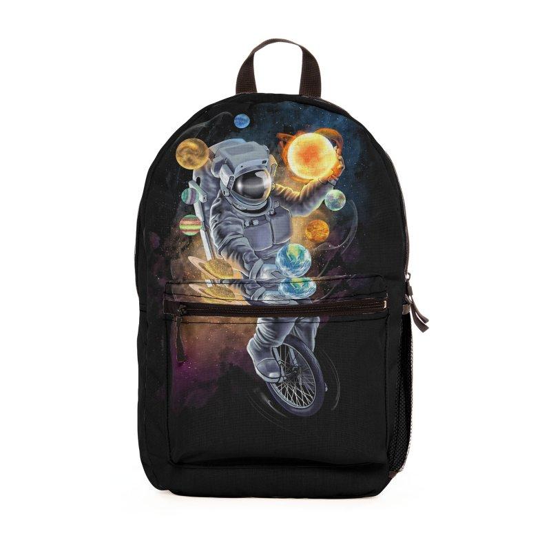 Jugglernaut Accessories Bag by kooky love's Artist Shop