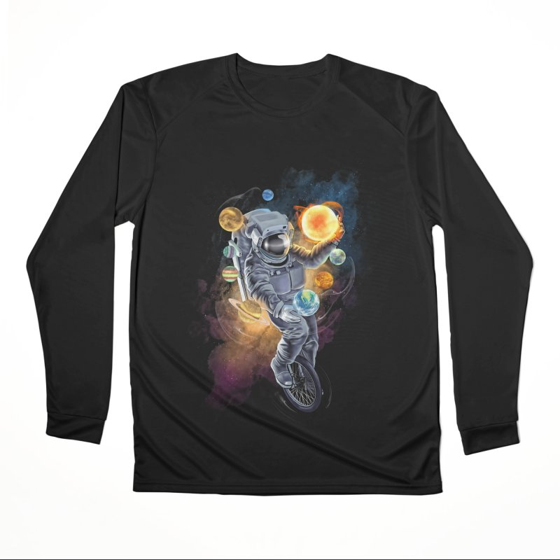 Jugglernaut Men's Performance Longsleeve T-Shirt by kooky love's Artist Shop