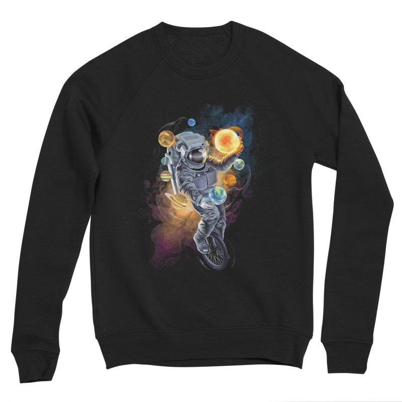 Jugglernaut Men's Sponge Fleece Sweatshirt by kooky love's Artist Shop