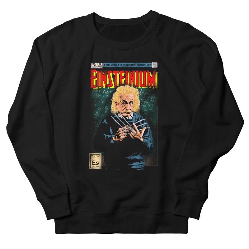 Einsteinium Women's French Terry Sweatshirt by kooky love's Artist Shop