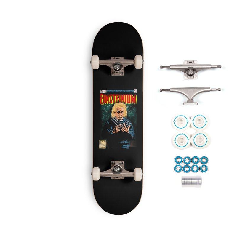 Einsteinium Accessories Complete - Basic Skateboard by kooky love's Artist Shop