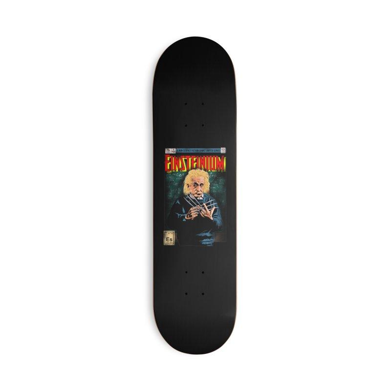 Einsteinium Accessories Deck Only Skateboard by kooky love's Artist Shop