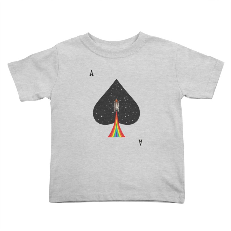 Sp(ace) Kids Toddler T-Shirt by kooky love's Artist Shop