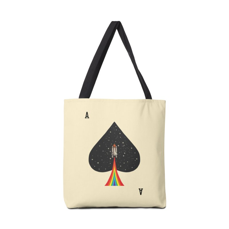Sp(ace) Accessories Tote Bag Bag by kooky love's Artist Shop