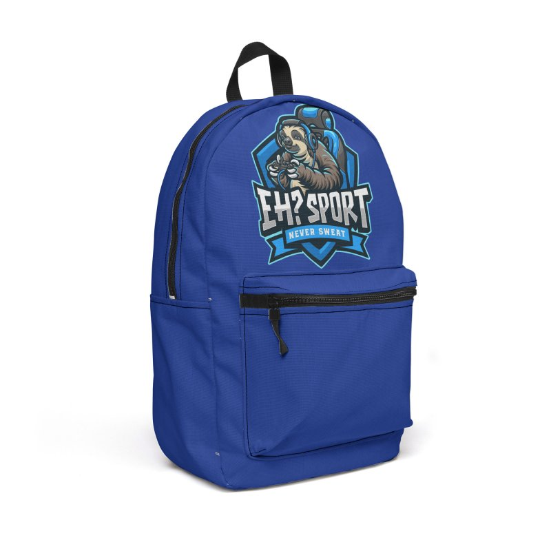 EH? SPORT Accessories Backpack Bag by kooky love's Artist Shop
