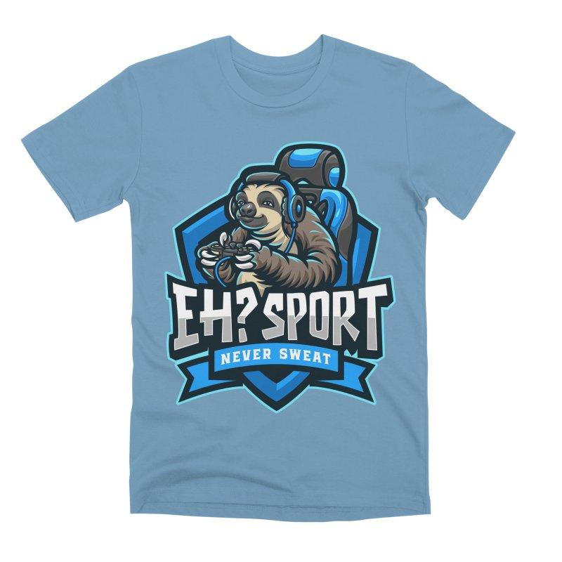 EH? SPORT Men's Premium T-Shirt by kooky love's Artist Shop