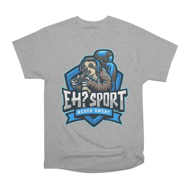 EH? SPORT Women's Heavyweight Unisex T-Shirt by kooky love's Artist Shop