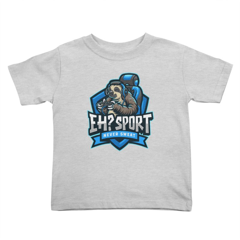 EH? SPORT Kids Toddler T-Shirt by kooky love's Artist Shop