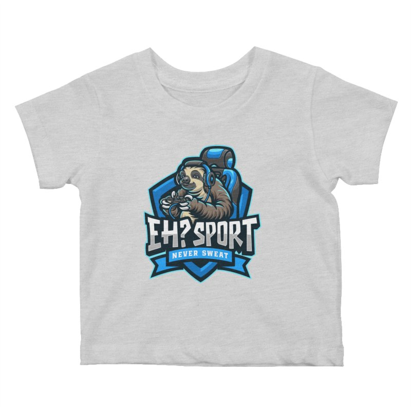 EH? SPORT Kids Baby T-Shirt by kooky love's Artist Shop
