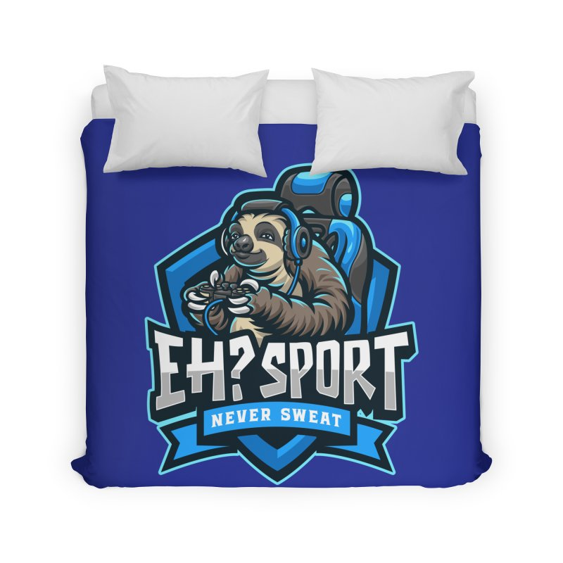 EH? SPORT Home Duvet by kooky love's Artist Shop