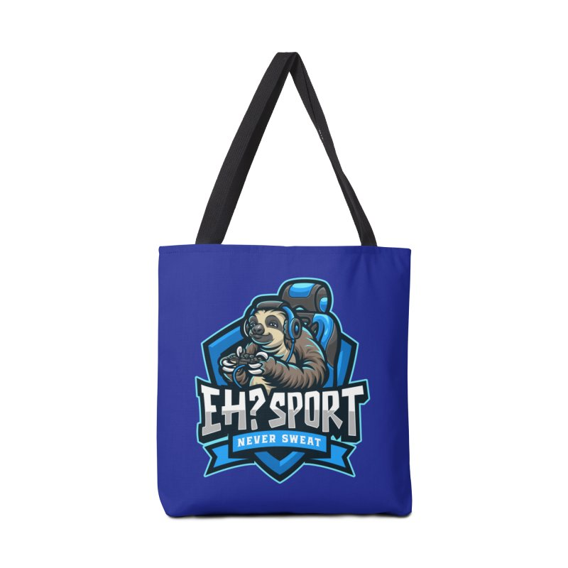 EH? SPORT Accessories Tote Bag Bag by kooky love's Artist Shop