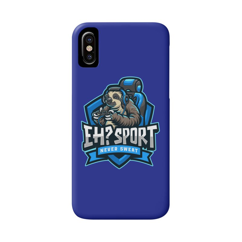 EH? SPORT Accessories Phone Case by kooky love's Artist Shop