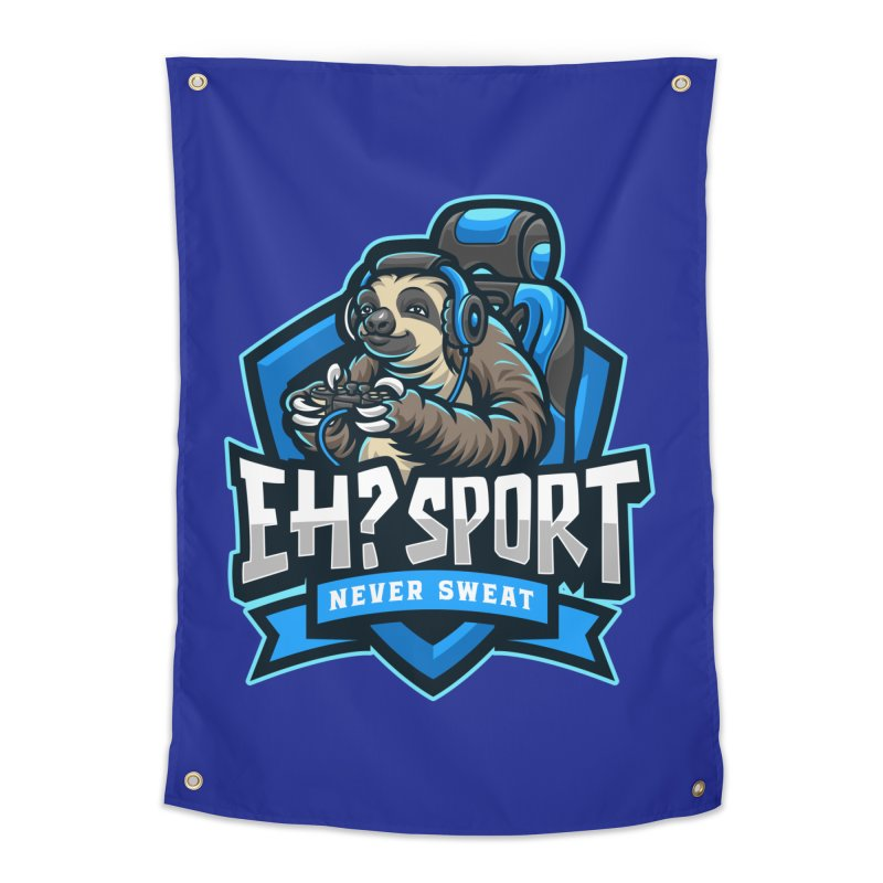 EH? SPORT Home Tapestry by kooky love's Artist Shop