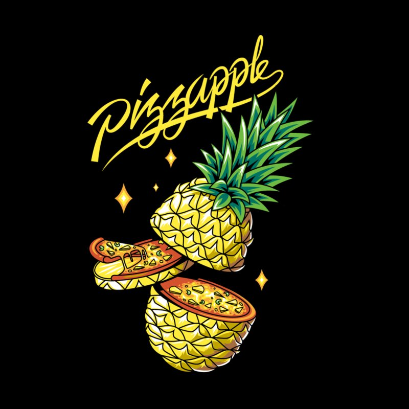 Pizzapple by kooky love's Artist Shop