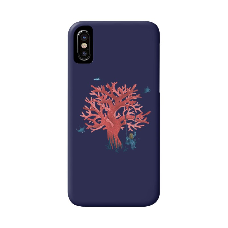 Coral Swing Accessories Phone Case by kooky love's Artist Shop