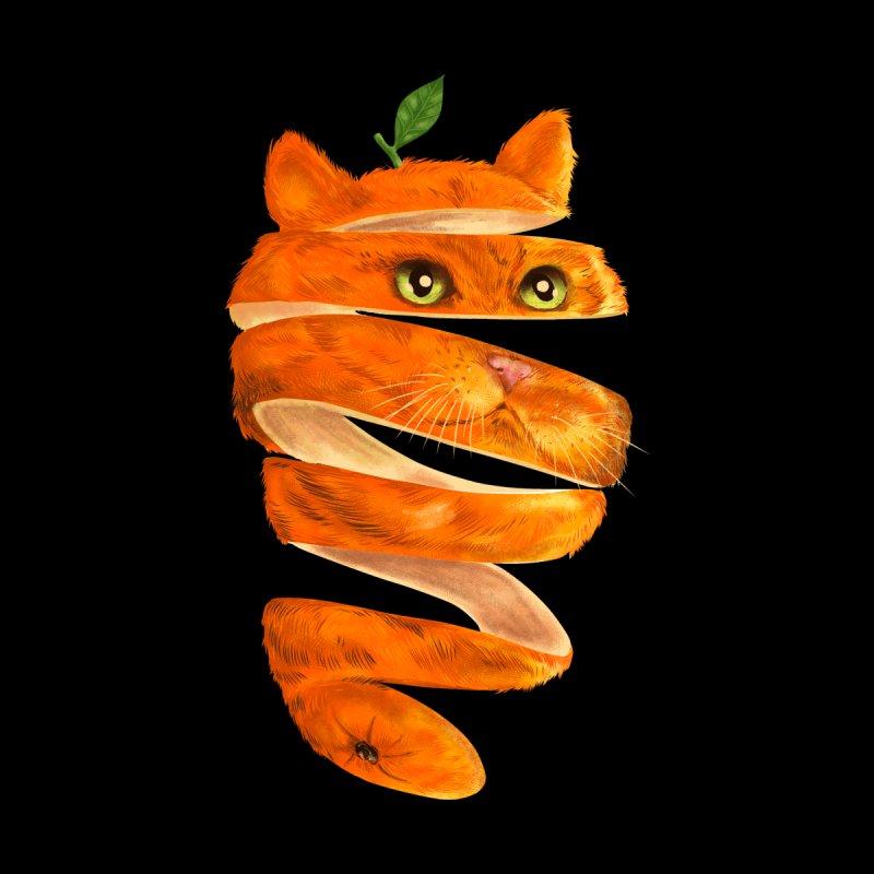 Orange Cat by kooky love's Artist Shop